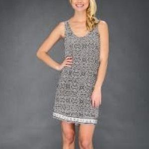 NWOT Joie Shallcross Silk Shift Dress